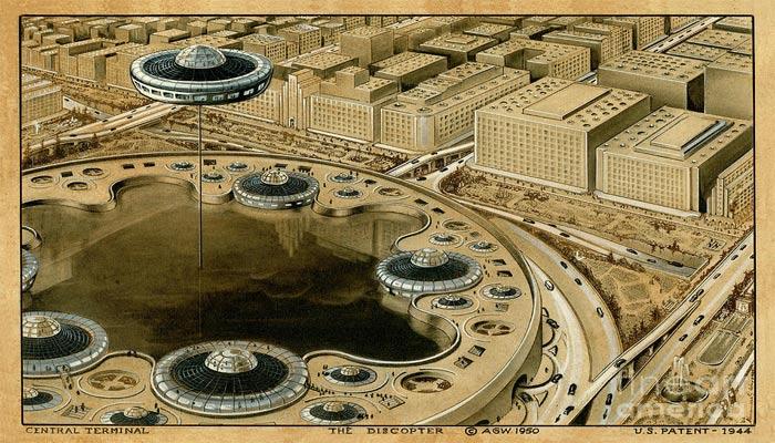 «Terminal Central» de Alexander Weygers