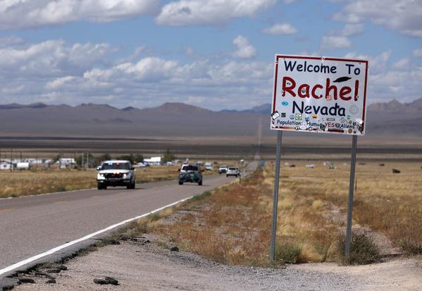 El asalto al Área 51 ha empezado: sigue en directo la «invasión»