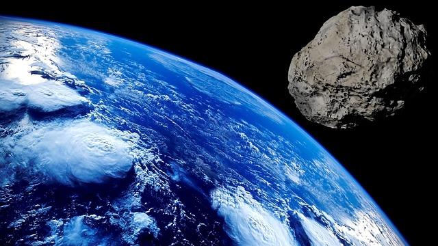 El mineral nuevo proviene de otro planeta