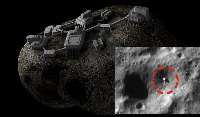 Astrónomo sugiere que sondas alienígenas podrían estar ocultas en asteroides y observándonos