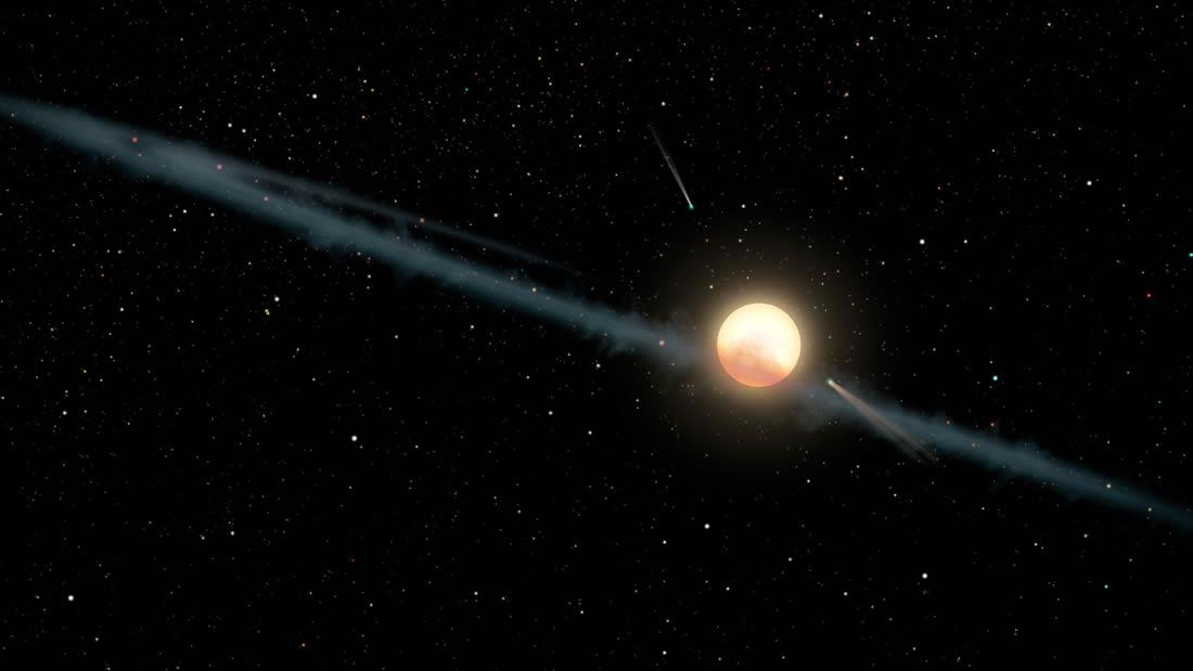 Astrónomos hallan 21 estrellas similares a la estrella de la «megaestructura extraterrestre»