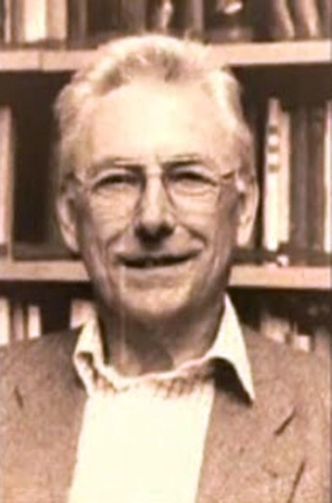 Paul Kosok, gran estudioso norteamericano, que en 1949 revistó Caral por primera vez