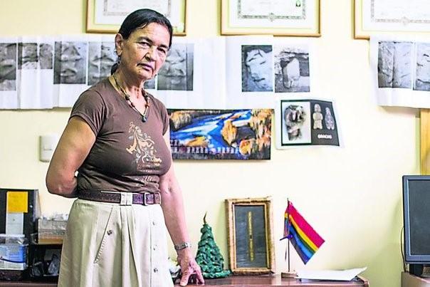 Ruth Shady Solís, mujer de armas de tomar, que sacrificó su vida en aras de la investigación. Sin ella Caral no existiría