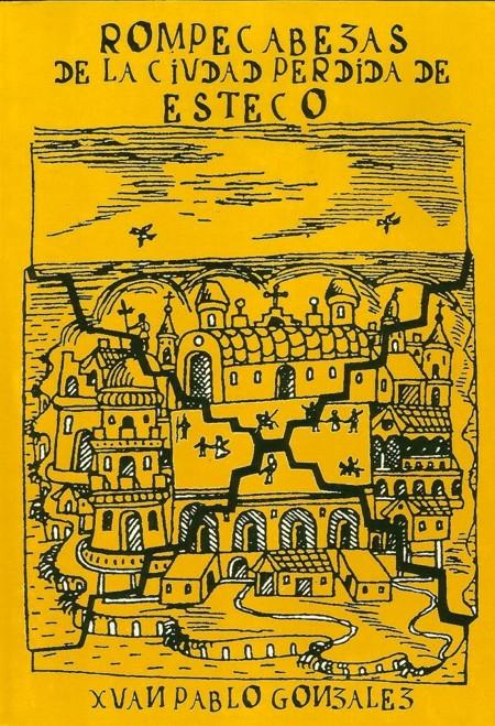 El libro de Xuan Pablo González, que me abrió la pista a nuevas interpretaciones sobre la realidad física, de Ciudad de los Césares. A su autor lo entrevisté en 2011