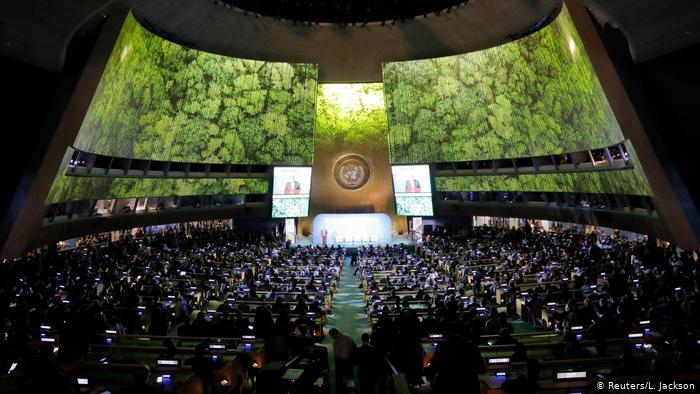 La cumbre sobre el clima, este 23 de septiembre en Nueva York