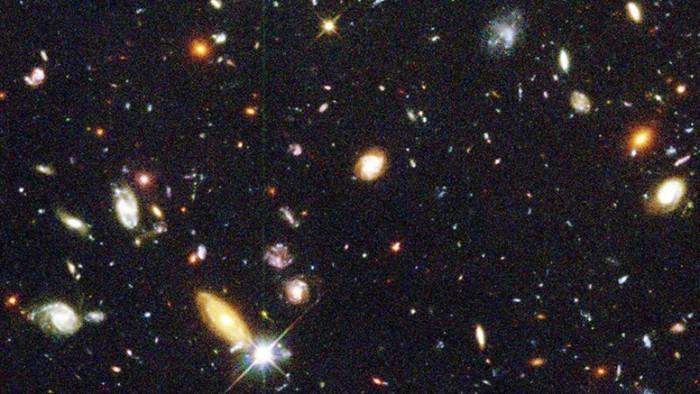 Cúmulos de galaxias