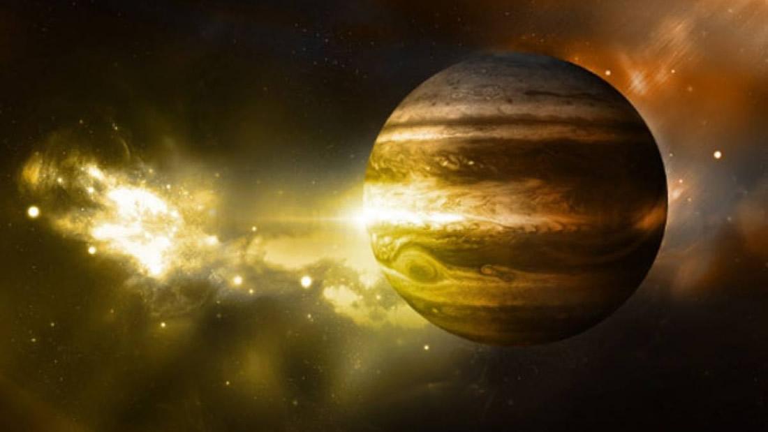 Descubren un portal orbital cerca de Júpiter y algunos cometas están atravesándolo