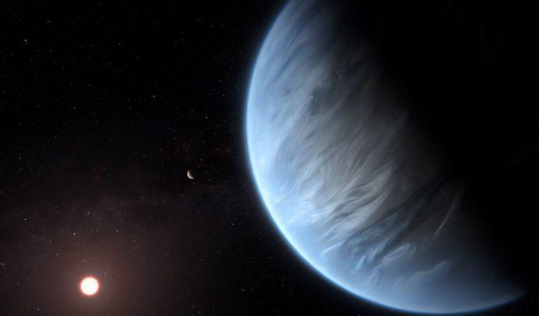 Detectan agua en un planeta rocoso, «cercano» y potencialmente habitable (por primera vez)