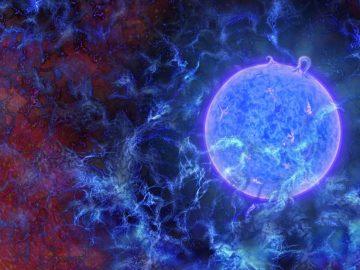El agua puede existir en todo el universo en forma de hielo superiónico