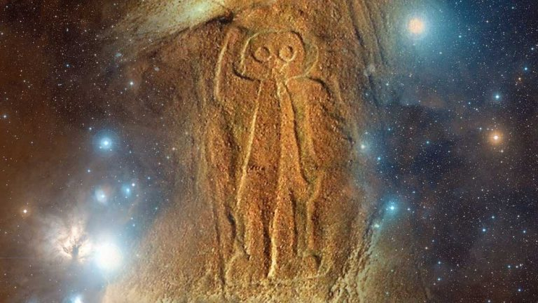 El «astronauta» de las Líneas de Nasca: ¿un ser venido de las estrellas?