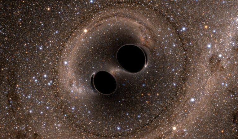 Escuchan por primera vez el sonido de un agujero negro recién nacido