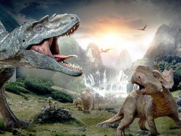 Descubren evidencias de lo que ocurrió el día de la extinción de los dinosaurios