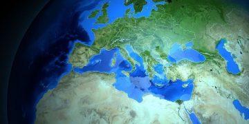 Geólogos descubren un continente perdido enterrado debajo de Europa