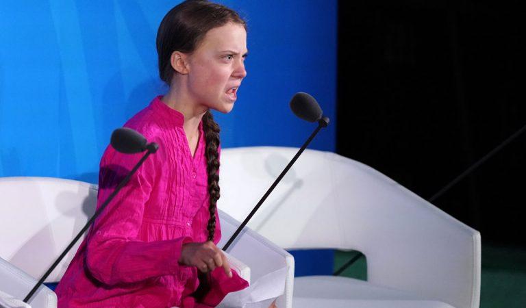 Greta Thunberg llama «traidores» a líderes mundiales en la ONU: «¿Cómo se atreven a anteponer el dinero al planeta?»