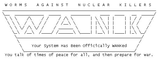 Uno de los primeros manifiestos anti nuclear de la era digital, obra de Julian Assange
