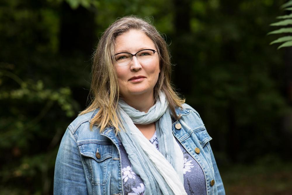 La profesora de astronomía Kelsey Johnson recientemente escribió un comentario sobre extraterrestres para Scientific American