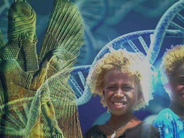 Los Hijos perdidos de los Anunnaki: una nueva raza humana en Melanesia