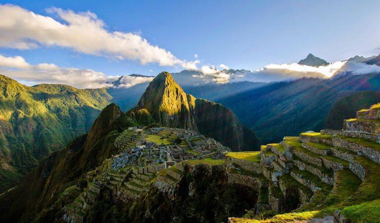 Los Incas construyeron Machu Picchu sobre fallas tectónicas de forma intencional