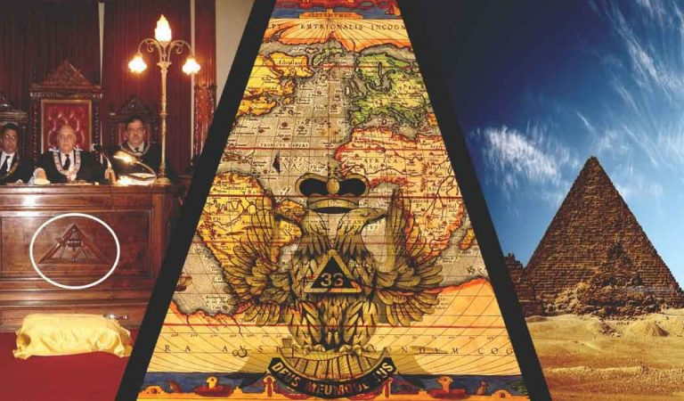 Los misterios que encierra el Paralelo 33: entre sociedades secretas y antiguas edificaciones
