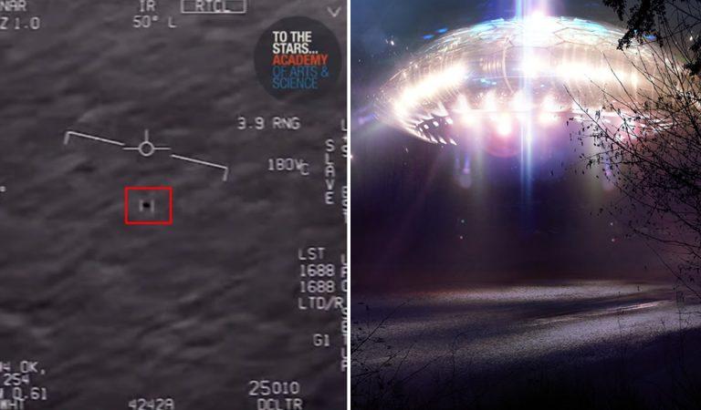 Marina de EE.UU. dice que estos vídeos de OVNIs son reales y nunca debieron ser lanzados al público