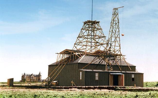 El Laboratorio de Tesla en Colorado Springs, donde iniciara sus primeras prospecciones, sobre el establecimiento, de una red mundial inalámbrica
