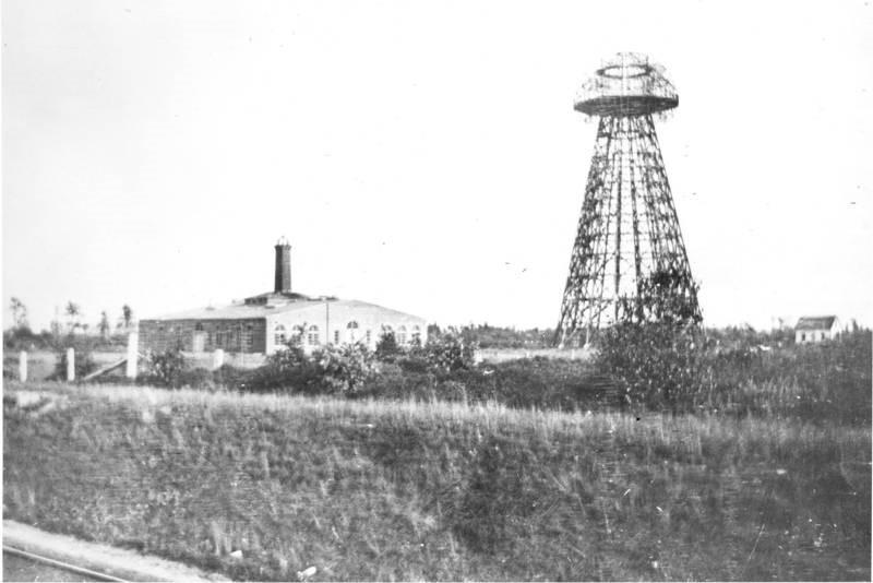 La Torre Wardenclyffe, el proyecto más ambicioso de Tesla, que vio frustrado su desarrollo