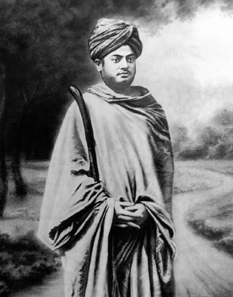 Swami Vivekananda, el espiritualista hindú, que impresionó a Tesla