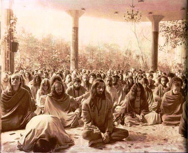 The Shree Rajneesh Ashram, una de las muchas comunidades fundadas por Osho en India