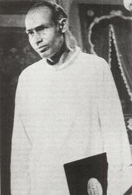 Uno de los primeros amigos de Osho, Pandit Shambhuratan Dube destacado poeta hindú que lo defendió de maltratos escolares
