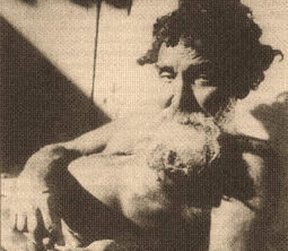 Magga Baba el extraño asceta que dormía en los árboles, y uno de los primeros instructores de Osho
