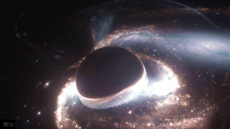 Podrían haber detectado un agujero negro tan grande que «no debería existir»
