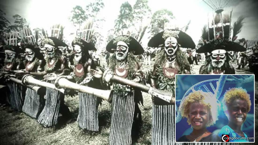 Los «Hijos Perdidos» de los Anunnaki: una nueva raza humana en Melanesia