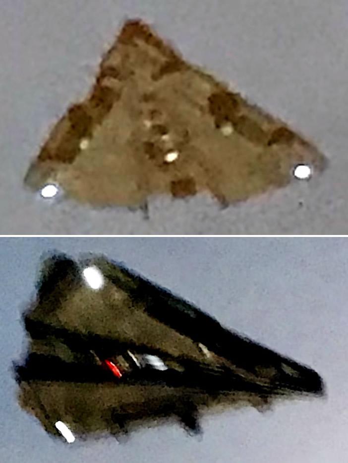 Nave triangular sobrevuela Portland (Oregon) en EE.UU. ¿Es un TR-3B?