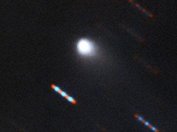 Un objeto interestelar se acerca al Sistema Solar y ha sido fotografiado a color
