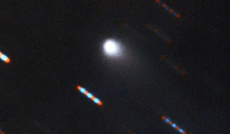 Un objeto interestelar ha ingresado al Sistema Solar y ha sido fotografiado a color