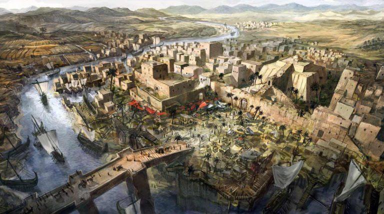Uruk: la primera ciudad del planeta que podría esconde los secretos de la humanidad