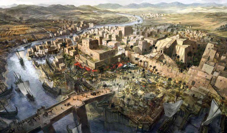 Uruk: la primera ciudad del planeta que podría esconder los secretos de la humanidad