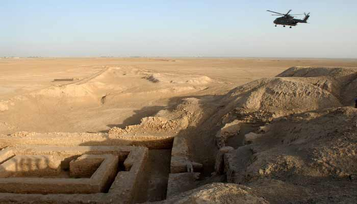 Ruinas de Uruk