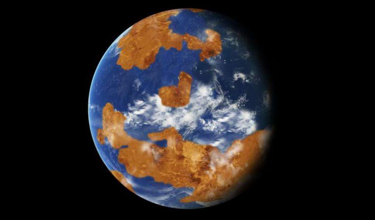 Venus pudo ser habitable por 3 mil millones de años hasta que un efecto invernadero lo volviera un planeta muerto