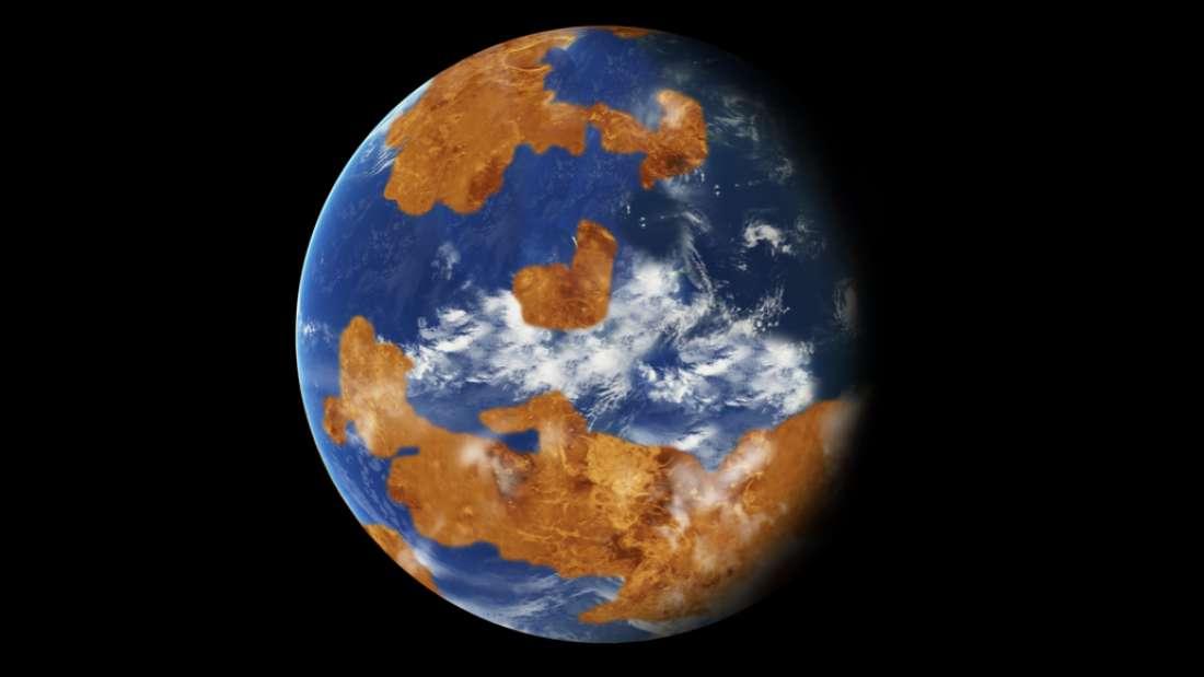Venus pudo ser habitable por 3 mil millones de años ante que el efecto invernadero lo volviera un planeta muerto