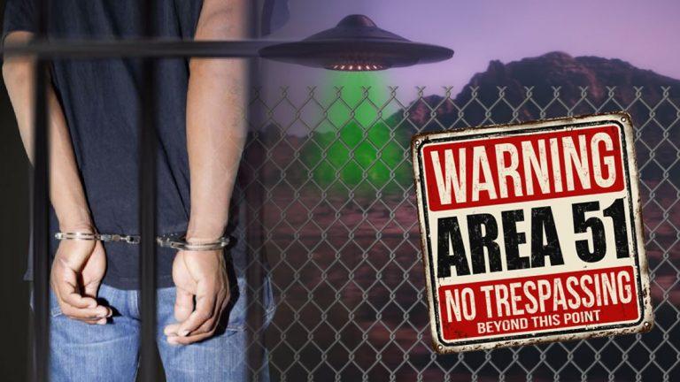 Youtubers son arrestados cerca del Área 51 con imágenes clasificadas del sitio