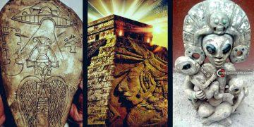 Artefactos mayas enigmáticos: evidencia de un antiguo contacto alienígena