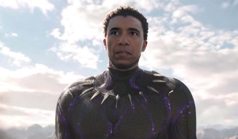 Barack Obama es ahora «Pantera Negra» en un nuevo vídeo de Youtube