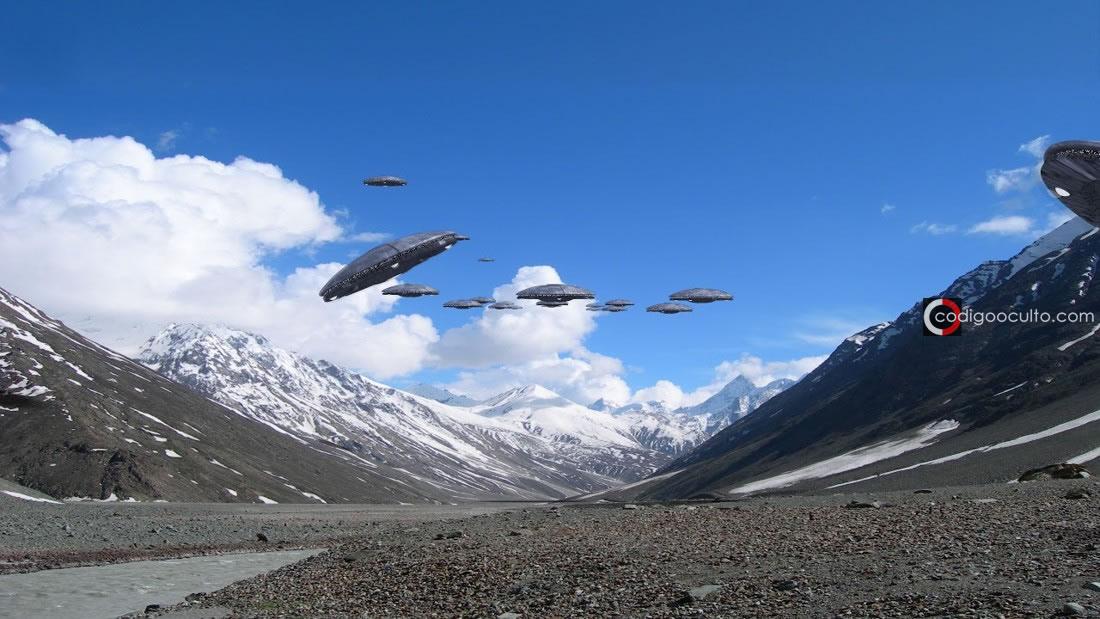 Bases extraterrestres en el Himalaya: ¿secreto de los gobiernos de China e India?