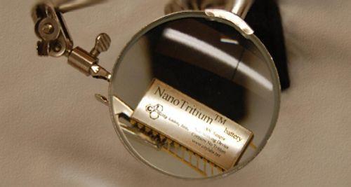 Estas son baterías nucleares que brindan hasta 20 años de energía sin recargar