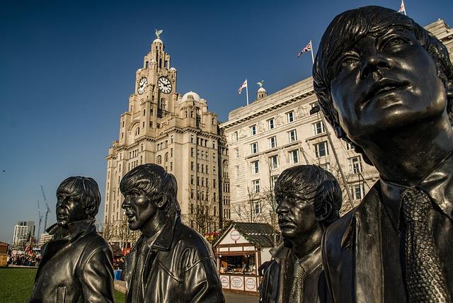 Monumento a The Beatles