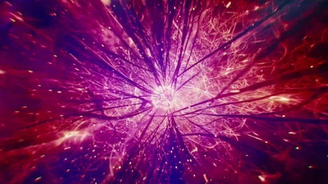 Captan la primera imagen de la «Red Cósmica» que conecta el Universo