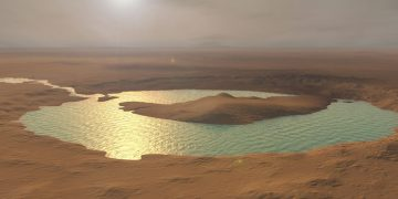 Curiosity ha encontrado un antiguo oasis en Marte