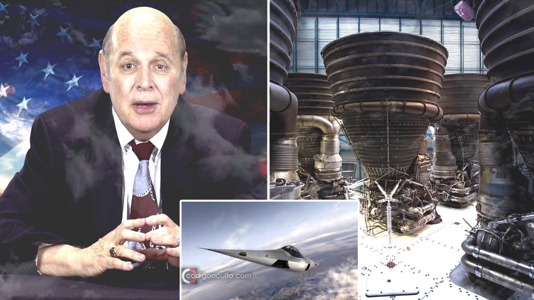 David Adair: creador de un motor de fusión electromagnético que podría reemplazar los combustibles fósiles