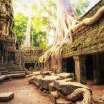 Descubren una antigua ciudad perdida en lo profundo de la selva de Camboya